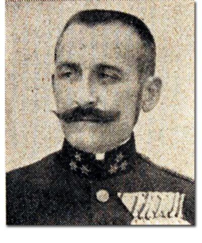 Vitéz Papp László százados - egy nevesített